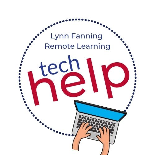 Lynn Fanning Tech Help graphics