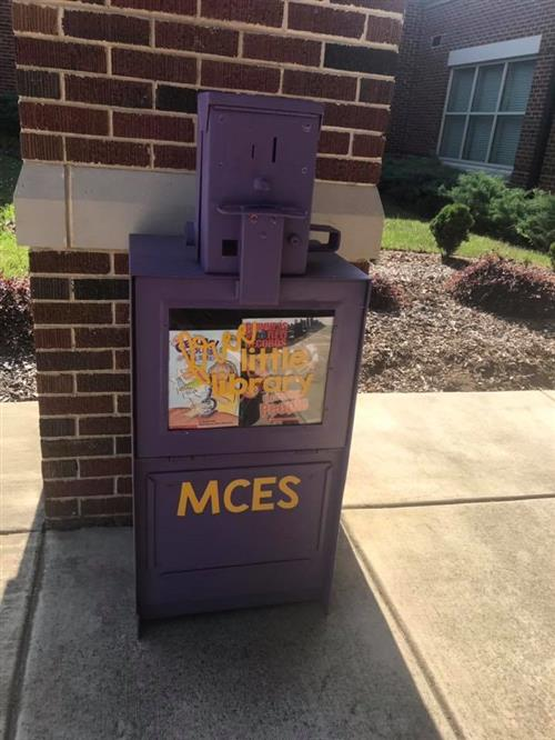 Learn more about the MCES Little Library!