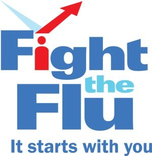 fight the flu graphic