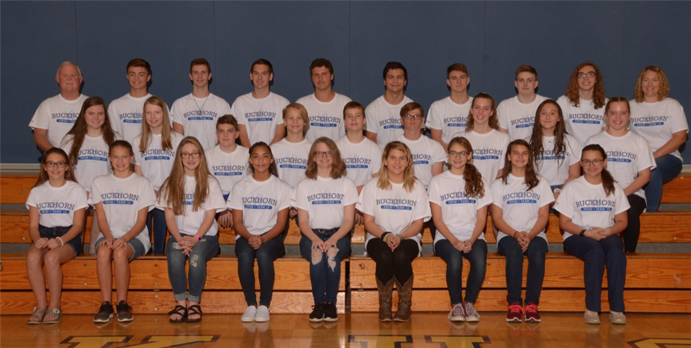 BHS Swim Team photo