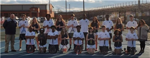 Photo of BHS Tennis Team
