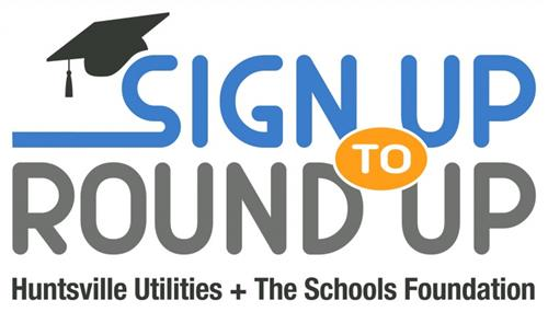 SignUp to RoundUp Logo