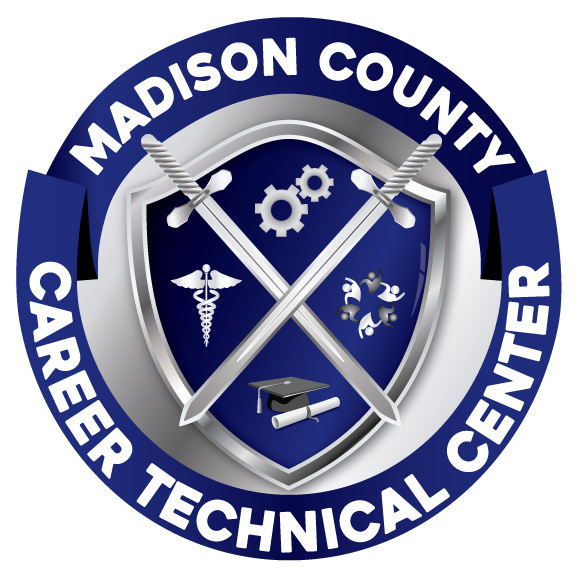 Shield of the Madison County Career Tech Center